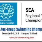 国際大会 40th SEA Age Group Swimming Championshipの代表選考を行いました