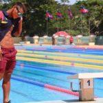 【カンボジア水泳連盟 選手紹介】自他共に認めるイケメン筋肉マン