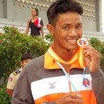 【カンボジア水泳連盟 選手紹介】メコン川から世界へ羽ばたいたチームリーダー