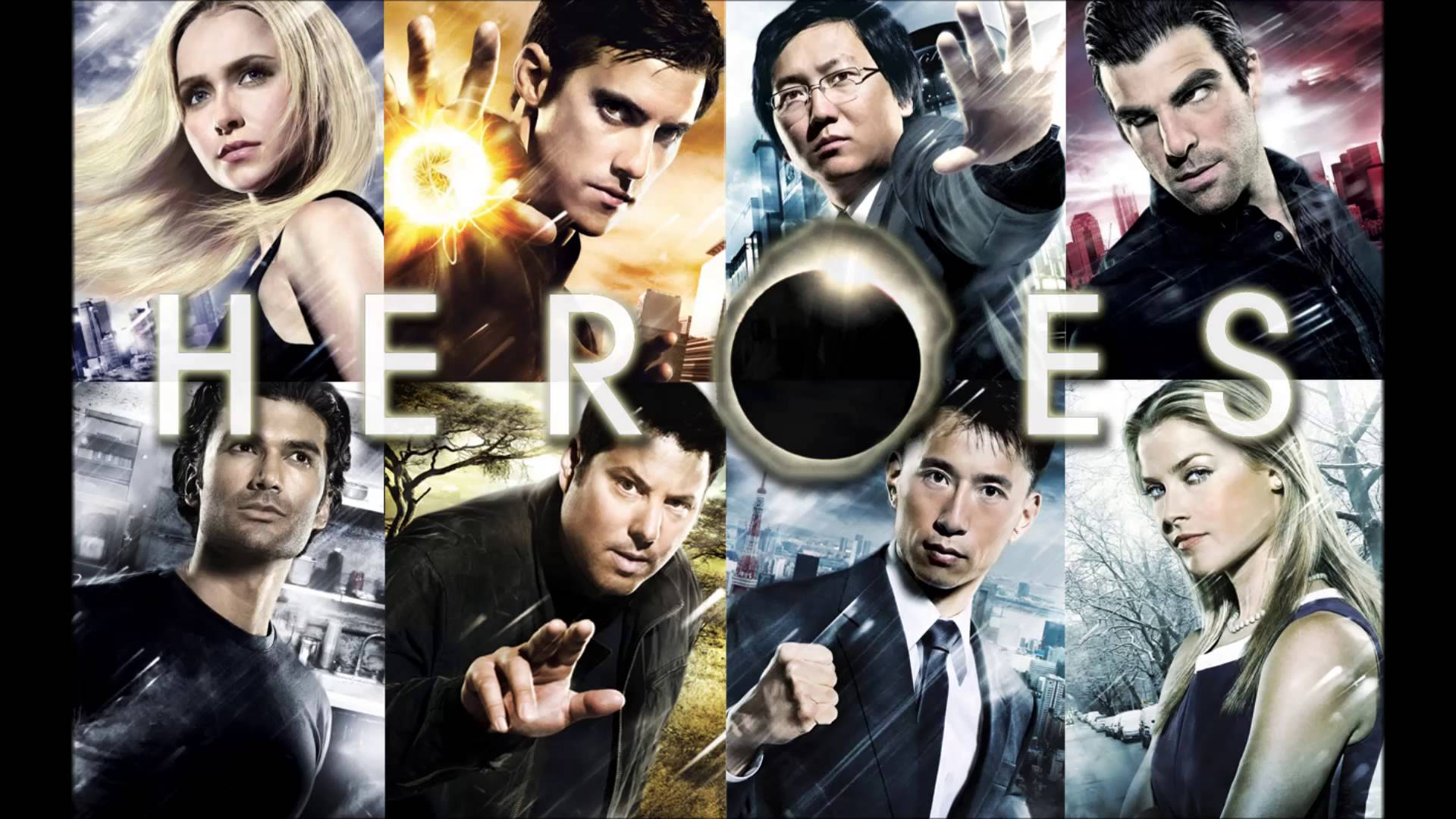 大人気海外テレビドラマ【HEROES】に脳内を支配され、いい英語学習法にもなってるかもしれない話